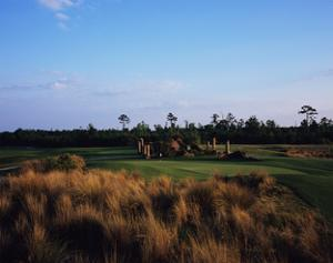 Barefoot Resort and Golf Love Course, Hole 6 by Stephen Szurlej