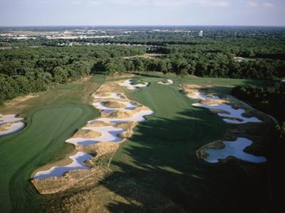 Bethpage State Park Black Course, Holes 10 and 11