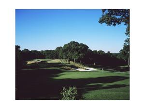 Bethpage State Park Black Course, Holes 2 and 3 by Stephen Szurlej