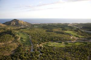 Cabo Real Golf Course, Holes 6 and 7 by Stephen Szurlej
