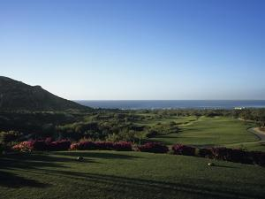 Cabo Real Golf Course by Stephen Szurlej
