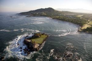 Four Seasons G.C., Punta Mita, Hole 3 by Stephen Szurlej