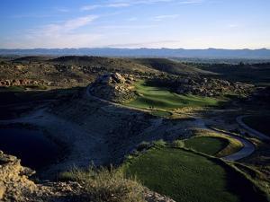 Golf Club at Redlands Mesa, Hole 17 by Stephen Szurlej
