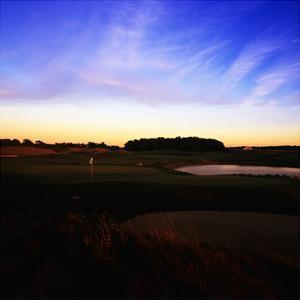Long Island National Golf Club, Hole 12 by Stephen Szurlej