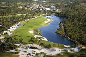 Medalist Golf Club, Hole 15, aerial by Stephen Szurlej