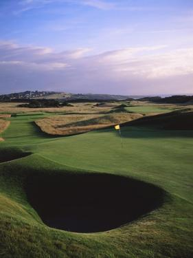 Muirfield Golf Club, Hole 13 by Stephen Szurlej