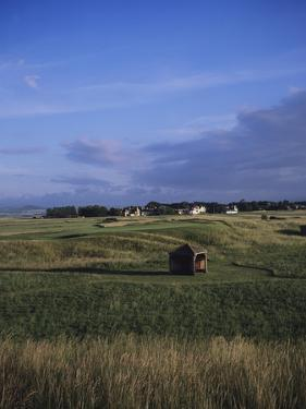 Muirfield Golf Club, Hole 7 by Stephen Szurlej