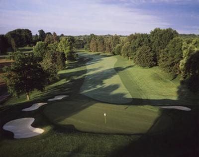 Oak Hill Country Club East Course, Hole 18
