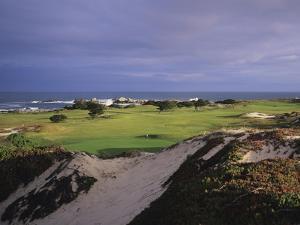 Pacific Grove Municipal Golf Course, California by Stephen Szurlej