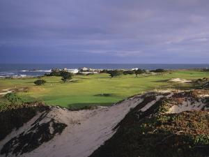 Pacific Grove Municipal Golf Course, California by Stephen Szurlej