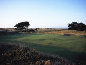 Portmarnock Golf Club Red Course, Hole 4 by Stephen Szurlej