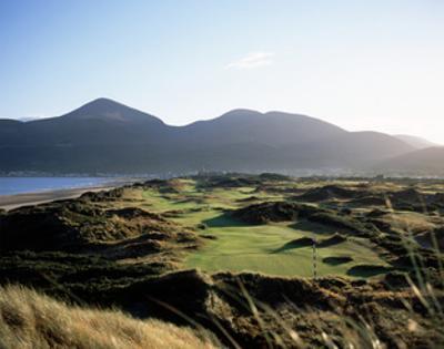 Royal County Down Golf Club, Hole 3