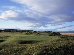 Royal Liverpool Golf Club, Hole 14 by Stephen Szurlej