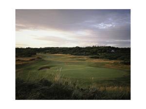 Royal Troon Golf Club, Hole 12 by Stephen Szurlej