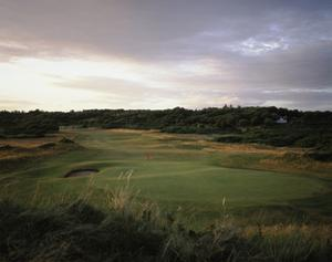 Royal Troon Golf Club, Hole 12 by Stephen Szurlej
