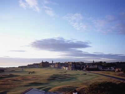 St. Andrews Golf Club Old Course, aerial