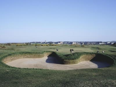 St. Andrews Golf Club Old Course, Hole 14