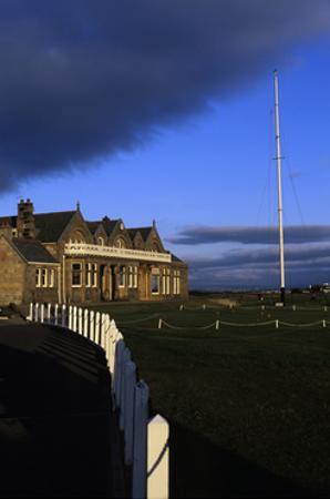 The Royal Troon Golf Club, Scotland