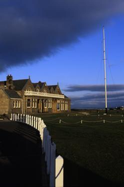 The Royal Troon Golf Club, Scotland by Stephen Szurlej
