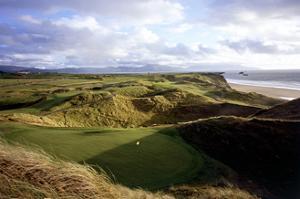 Tralee Golf Club by Stephen Szurlej