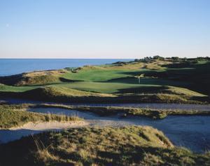 Whistling Straits Golf Club by Stephen Szurlej