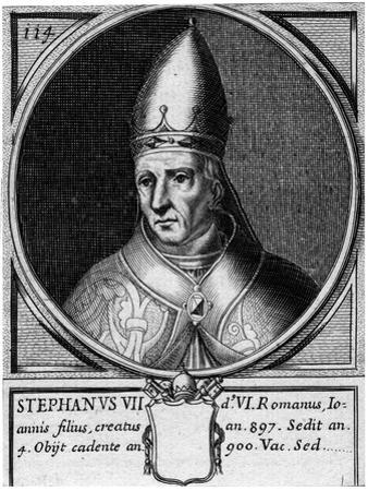 Stephen VII, Pope of the Catholic Church