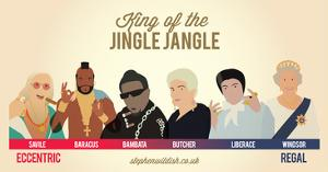 King of the Jingle Jangle by Stephen Wildish