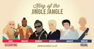 King of the Jingle Jangle by Stephen Wildish