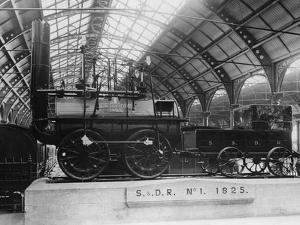 Stephenson's Locomotion No. 1