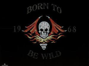 Steppenwolf (Born to be Wild Lyrics) Music Poster Print
