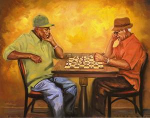 Chet and Hector by Sterling Brown