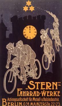 Stern Bicycle Works Ghost