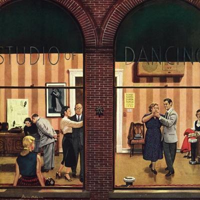 """""""Dancing Class"""", May 10, 1952"""