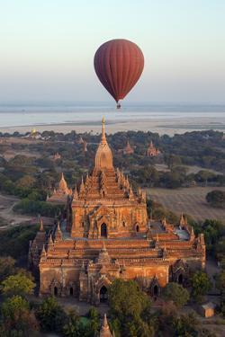 Sulamani Temple - Bagan - Myanmar by Steve Allen