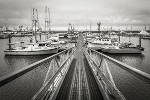 Westport Harbor No 2 by Steve Bisig