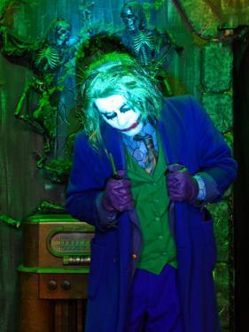 Joker, at 13 Ghosts, America's Spookiest Haunted Attraction by Steve & Donna O'Meara