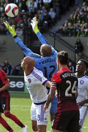 MLS: Orlando City SC at Portland Timbers by Steve Dykes