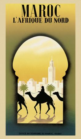 Maroc L'Afrique du Nord by Steve Forney