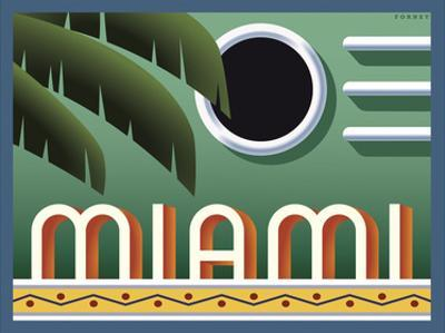 Miami by Steve Forney