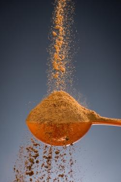1 Tablespoon Cinnamon by Steve Gadomski