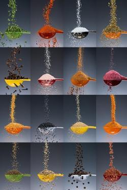 1 tablespoon flavor collage by Steve Gadomski