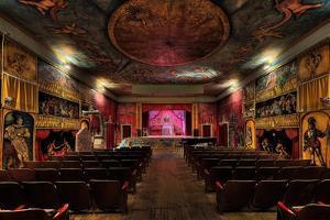 Amargosa Opera House Death Valley CA by Steve Gadomski