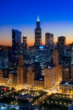 City Light Chicago by Steve Gadomski