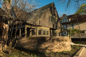 Frank Lloyd Wright Home and Studio by Steve Gadomski