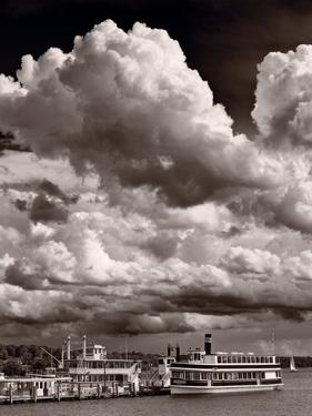 Gathering Storm Over Lake Geneva by Steve Gadomski