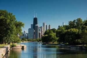 Lincoln Park Chicago by Steve Gadomski