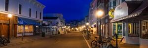 Mackinac Island Midnight by Steve Gadomski