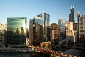 River City Chicago by Steve Gadomski