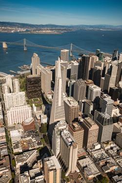 San Francisco Aloft by Steve Gadomski