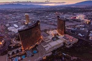Wynn Aloft Las Vegas NV by Steve Gadomski